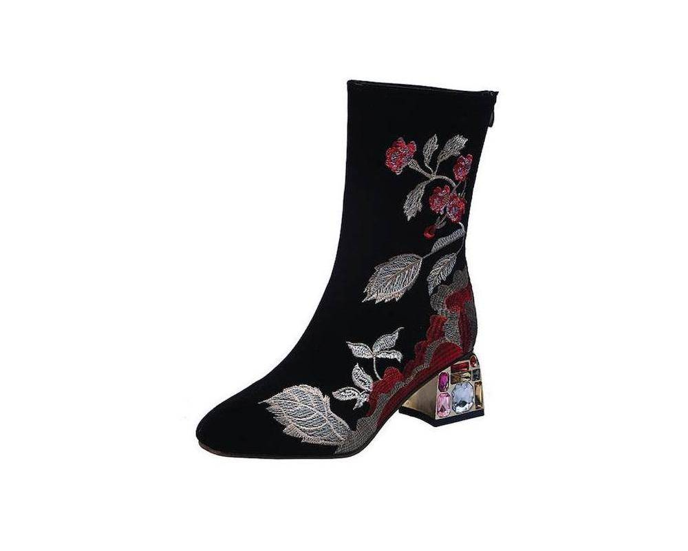 Ruby Rose Boots - Black